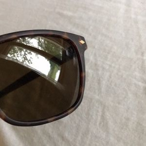 Fossil Accessories - New Fossil sunglasses, matte tortoise colored